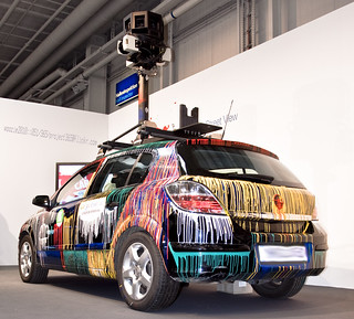 Google Street View Camera Car [051-2010_project365] | by woozie2010