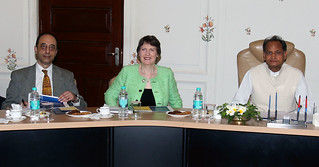 UNDP Administrator and CM Gehalot at Jaipur | by United Nations Development Programme