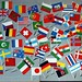 Savoir-Vivre International flag endpapers