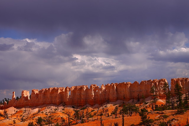 IMG_3100 China Wall, Bryce Canyon National Park | Although ...