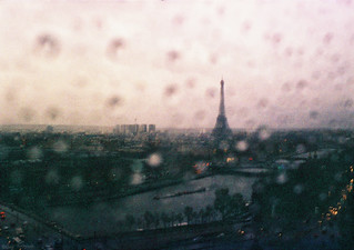 rain in Paris | by mol4anov