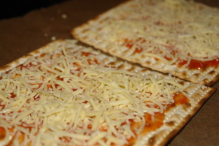 Preparation of the Matza Pizza | by Alexander Smolianitski