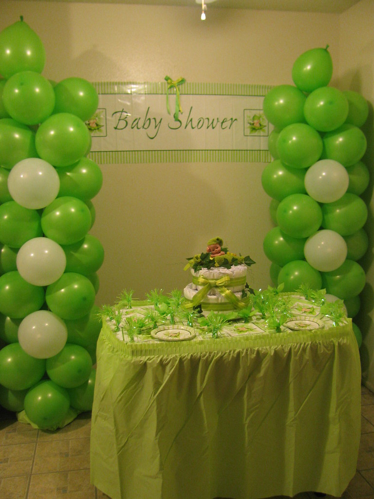 ... Sweet Pea Baby Shower | By Partywithrosie
