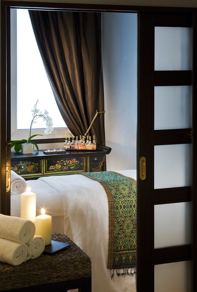 Spa and welness at the hotel lutetia paris rive gauche f for Hotel design paris spa