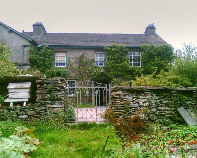 Beatrix Potter House Hill Top Near Sawrey Lake District