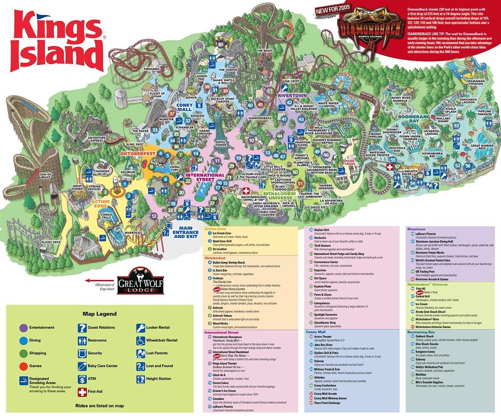 Kings Island Jobs Sign In