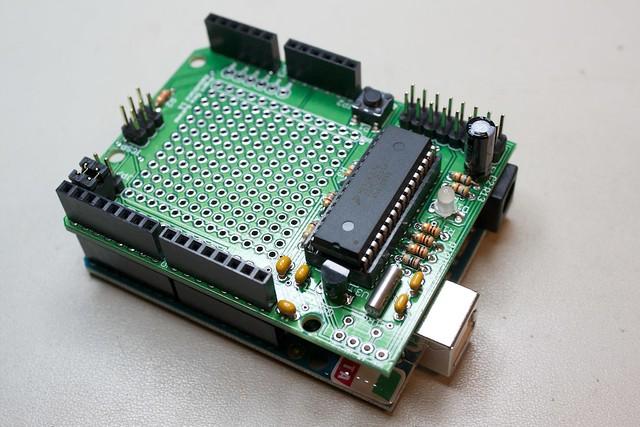 Radio shield arduino from argent data