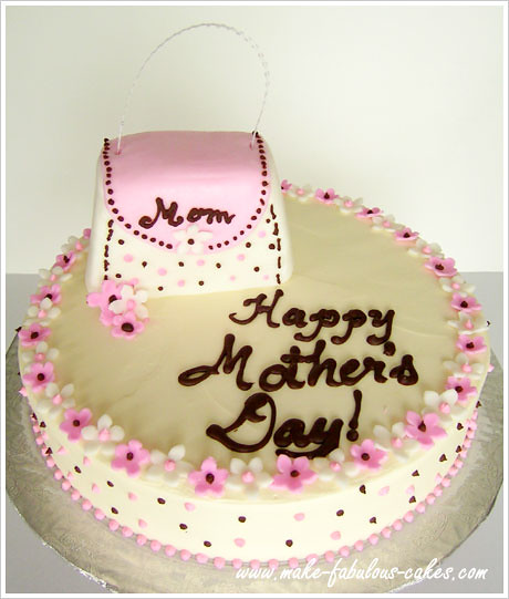 Images Of B Day Cake For Mom : Mother s Day Cakes Happy Mother s Day! Mother s Day Cake ...