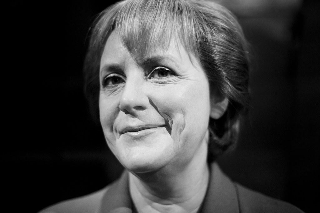 Merkel Fake