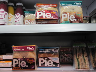 Veggie Pies | by veganbackpacker