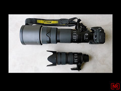 200-400 compared to 70-200 | by NikonRumors.com