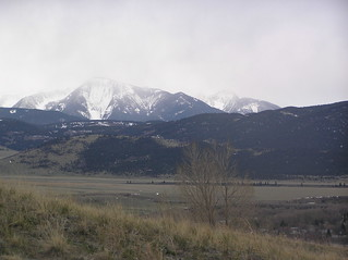 Livingston, MT  Crazy Mountains | by rmbroedel