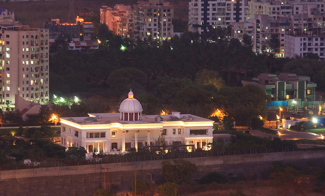 Quot White House Quot Of Pune This Is The Mansion Of One Of The