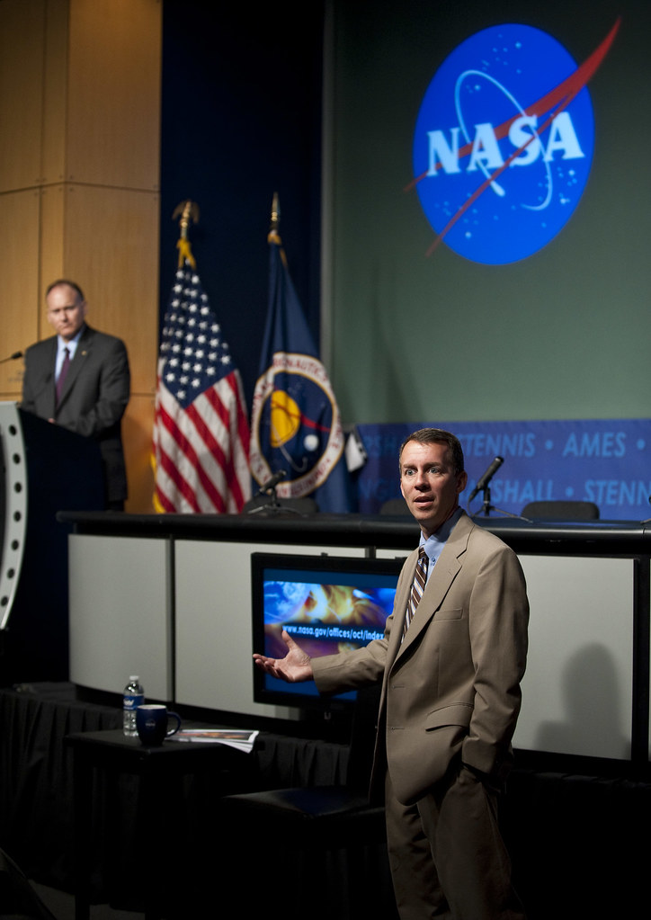 20100525 NASA Chief Technologist Hosts Town Hall | Flickr