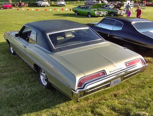 1969 Pontiac Parisienne Canadian Built Car Port Perry