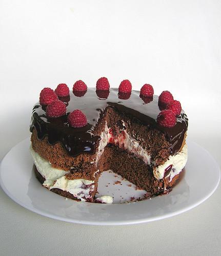 Chocolate Cake Masterchef Australia