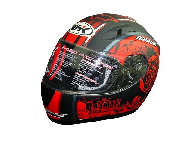 Helm NHK Batman