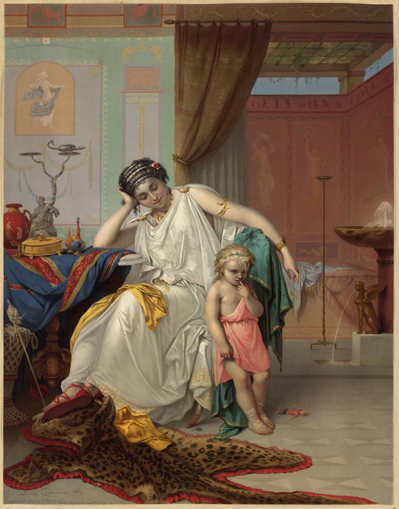 Family Life In Pompeii File Name 07 11 000652 Title