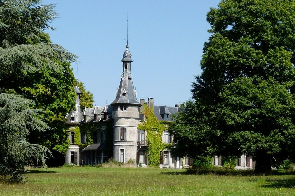 Chateau croix de la saint hubert liege chateau croix de for B b la maison st hubert