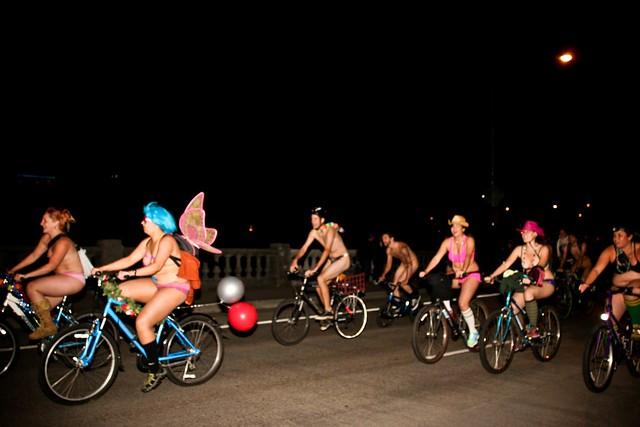 World Naked Bike Ride Portland 2010  Flickr - Photo Sharing-5249