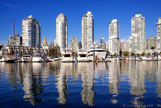 Today in Vancouver: Yaletown Quayside | by [Rikki] Julius Reque