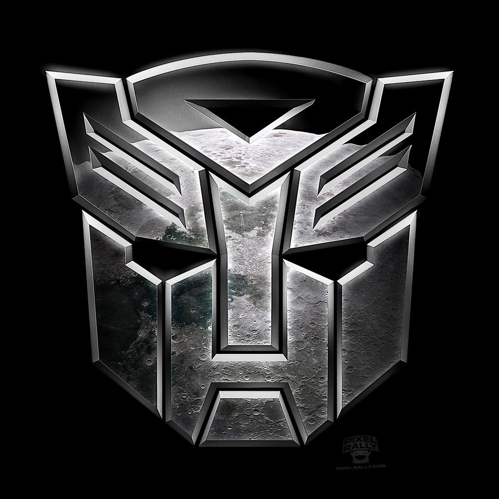 Transformers Dotm Tf3 Autobots Logo Symbol For Perso Flickr