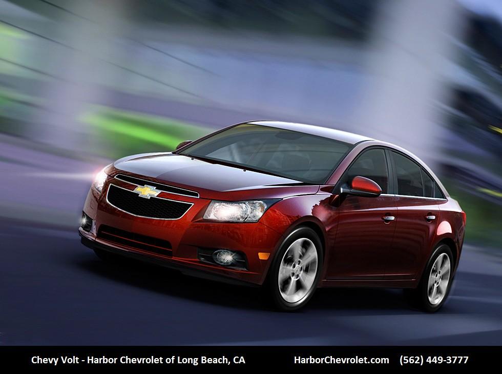 ... CA Chevy Volt | By Harbor Chevrolet   Long Beach, CA