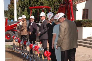 CSUCI Library Groundbreaking Ceremonies for John Spoor Broome Library | by California State University Channel Islands