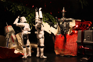 These are not the droids that were on our letter to Santa | by DocChewbacca