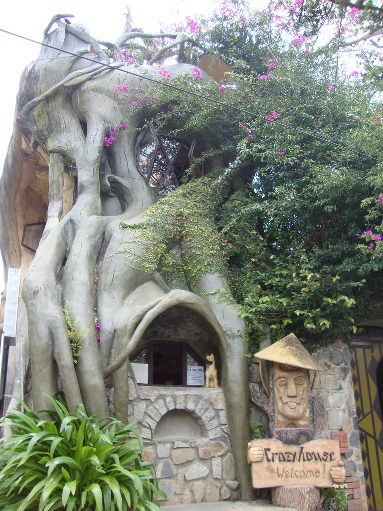 Welcome To Crazy House, Dalat, Vietnam | Learn more about th\u2026 | Flickr