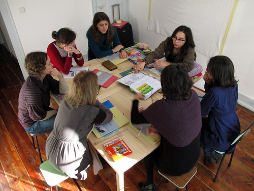 workshop da rita | by Rosa Pomar