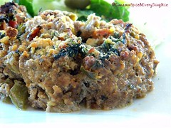 Italian Meatloaf Rollatini | by CinnamonKitchn