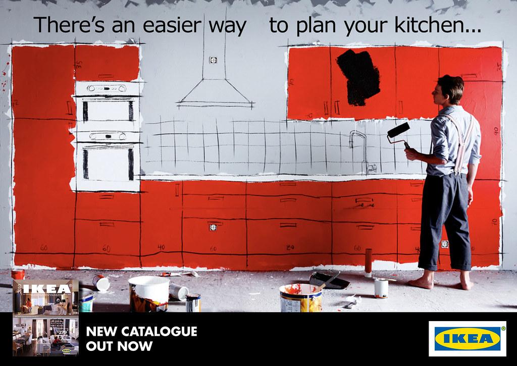 Ikea Magazine Advert   This is a magazine ad I created ... - photo#29