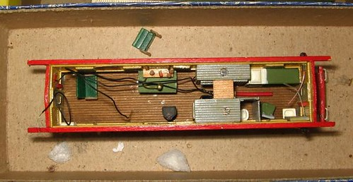 Silver Streak Ho Scale Highly Detailed Caboose W Full Int Flickr