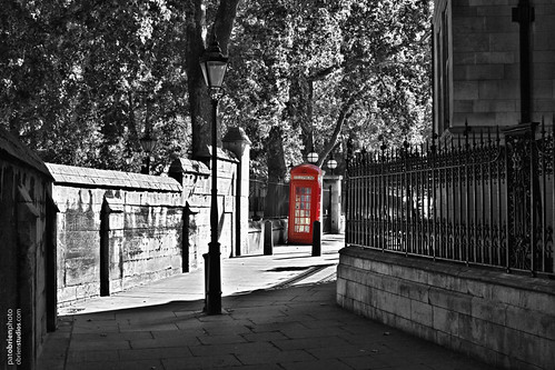 London Telephone Booth | by Pat O'Brien Photo