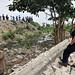 Coast Guard maintains perimeter in Killick, Haiti