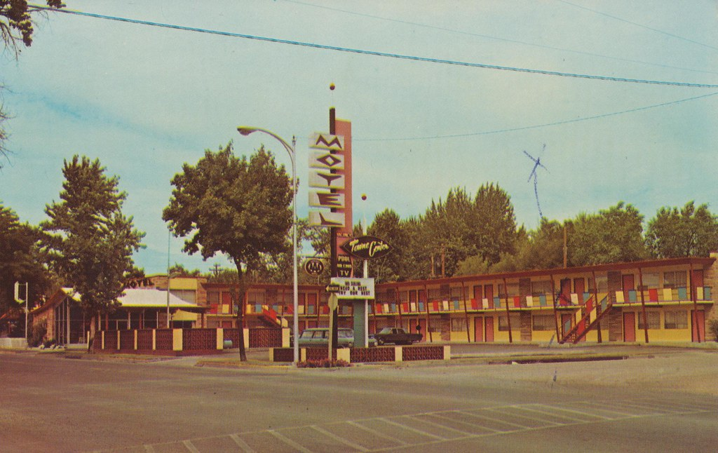Towne Center Motel - Mountain Home, Idaho