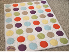 Circle Quilt | by Bijou Lovely