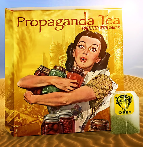 Propaganda Tea | by AZRainman