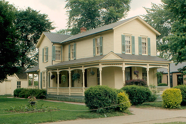 Greenfield Village Wright Brothers Home The Wright