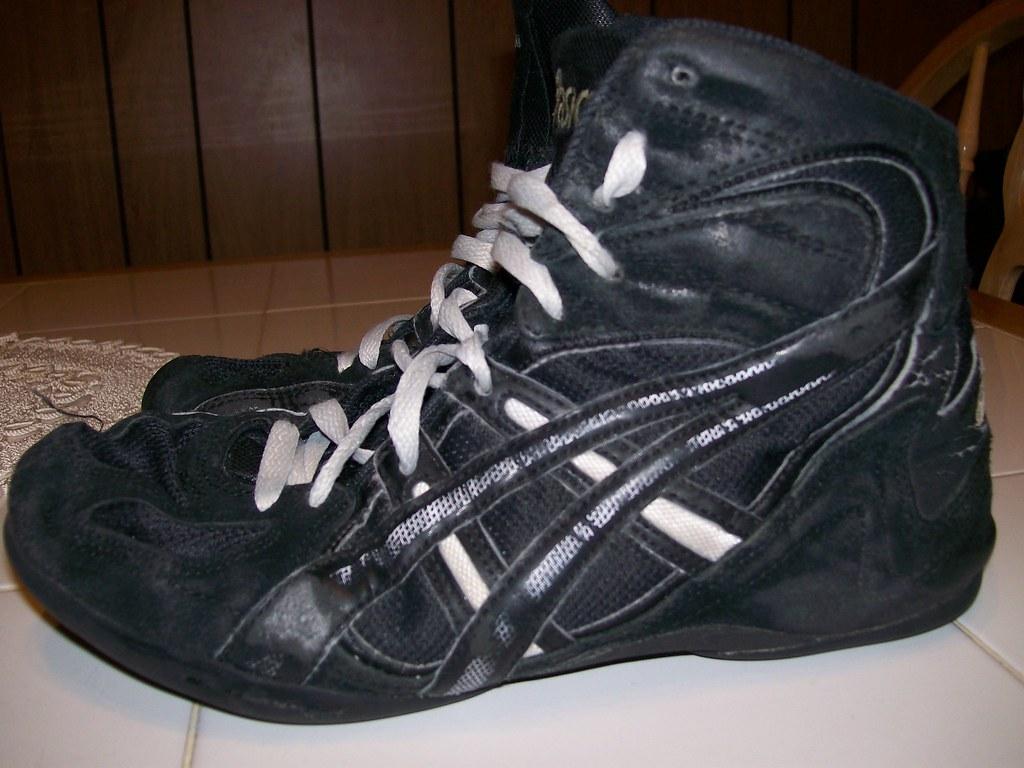 Asics Medalist Wrestling Shoes