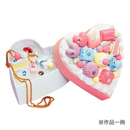 Paper Clay Jewelry Paper Clay Sweets Making