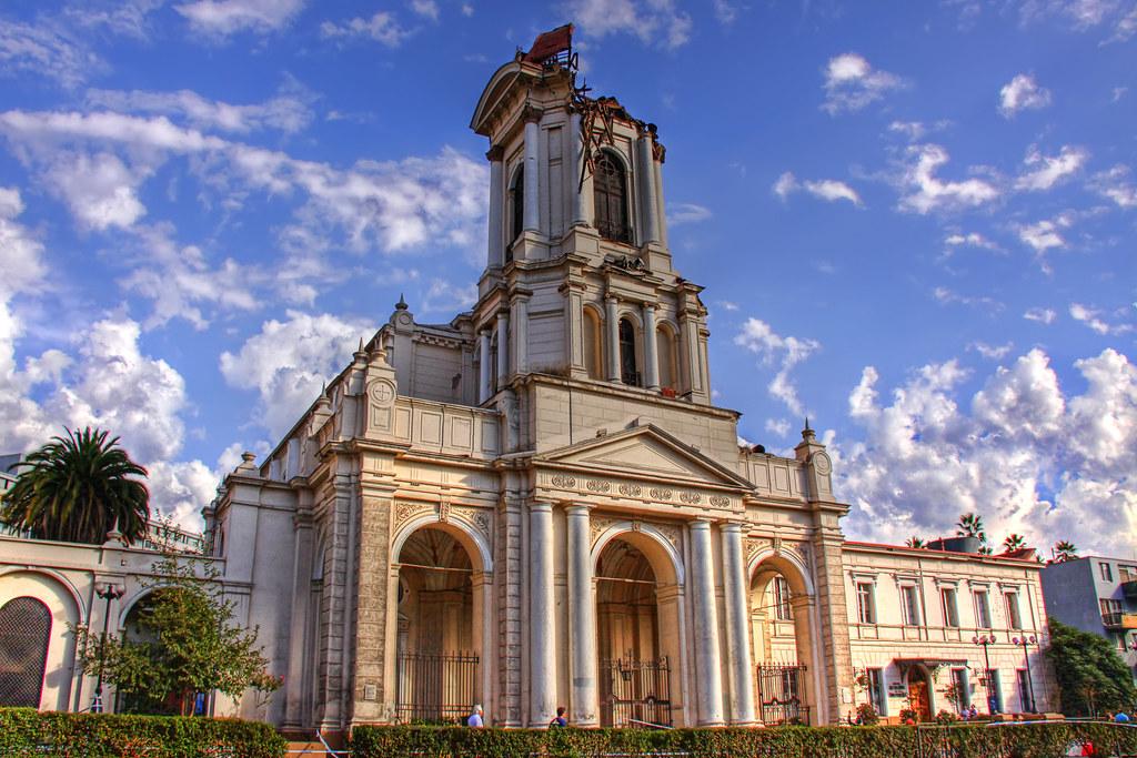 La Iglesia Earthquake