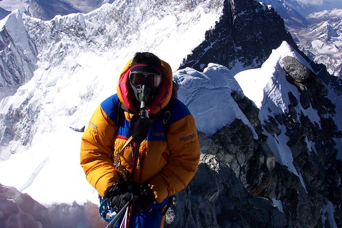 Climbing Everest | by Governor Gary Johnson