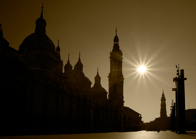 Sol de mañana / Morning Sun