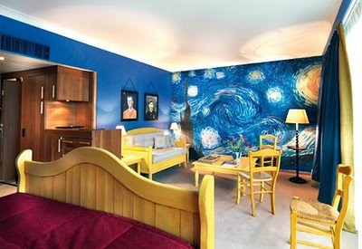 a starry night bedroom mural i want this in my bedroom