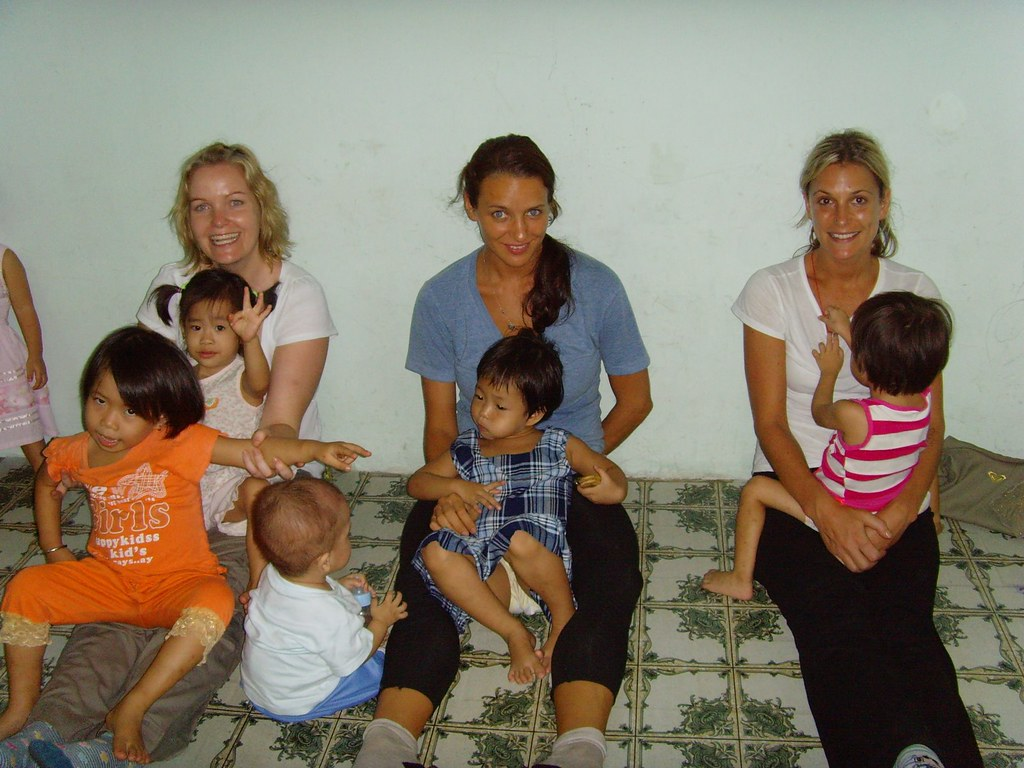 Orphanage/Working with Disabled Children - Ho Chi Minh Cit… | Flickr