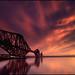 Forth Rail Bridge @ Sunset