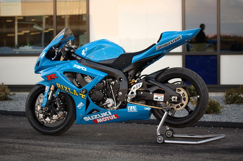 K6 GSXR 600 | Rizla Suzuki gsxr 600 K6. My trackbike. | Jan Ivar ...