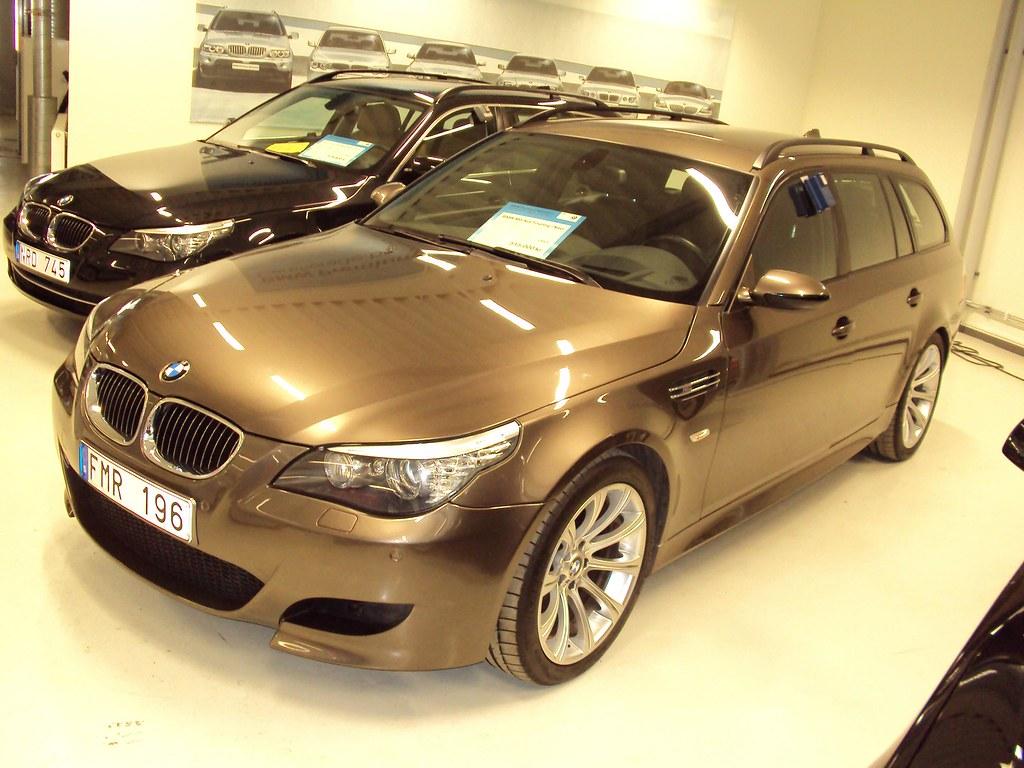 07 >> BMW M5 Touring | nakhon100 | Flickr